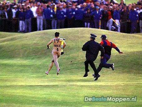 19th hole golf