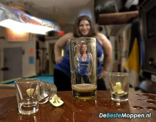 tequila hot chick fat girl